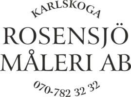 Rosensjös Måleri